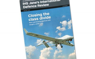 Micromag has been featured in the May 2016 HIS Jane's International Defence Review